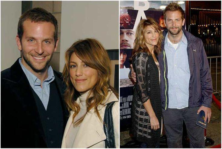 Bradley Cooper's then wife Jennifer Esposito