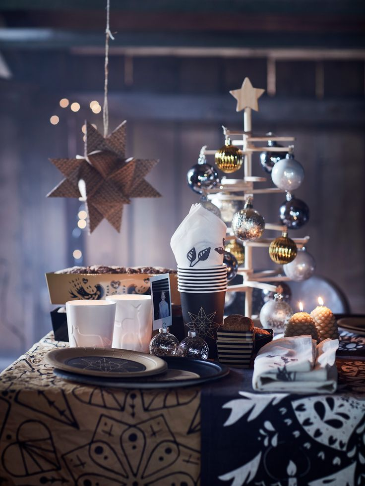 While we were expecting to be completely overwhelmed by the mere thought of holiday shopping, the release of Ikea's new 2016 Winter Holiday Collection has ...