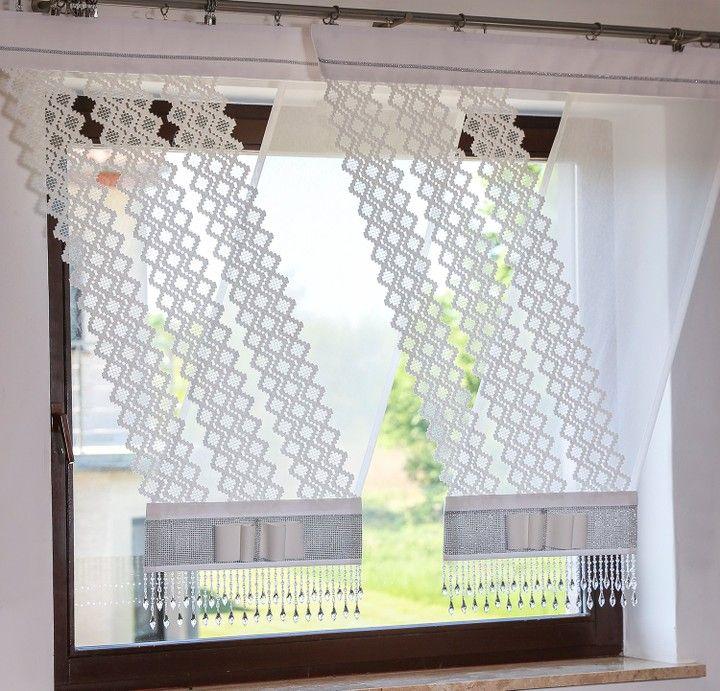 Firana V Ka 168 Dowolny Wymiar Nowosc 7338536852 Allegro Pl Wiecej Niz Aukcje Curtains Living Room Curtain Decor Curtains