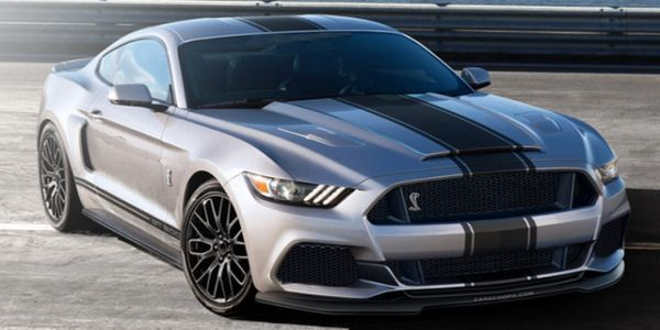2016 Ford Mustang Shelby GT500