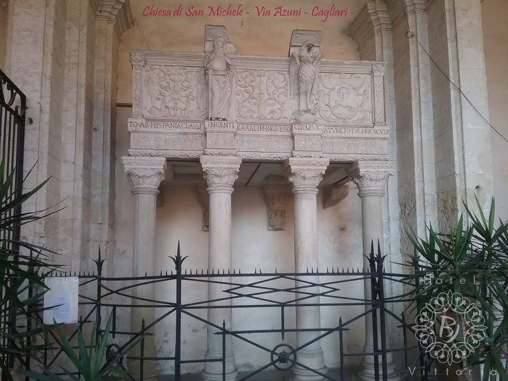 http://www.hotelbjvittoria.it/ #chiesasanmichele #panorama #Cagliari #Sardegna #monumenti #viaospedale #particolare #likeforlike #tourist #italy #