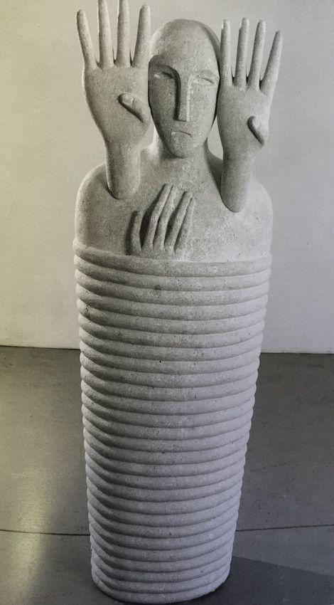 Mimmo Paladino, sculpture on ArtStack #mimmo-paladino #art