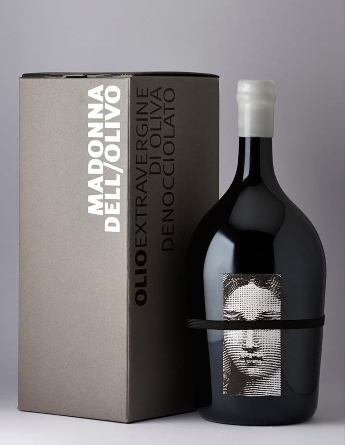 Madonna Dell/Olivo Special Edition 2013. Packaging developed NJU.