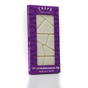 No 14 Mediterranean Fig - 2.6oz Home Fragrance Melt | Trapp Candles