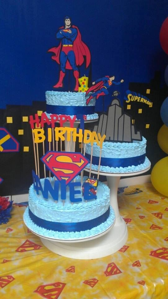 64 best Super Hero Birthday Party images on Pinterest ...