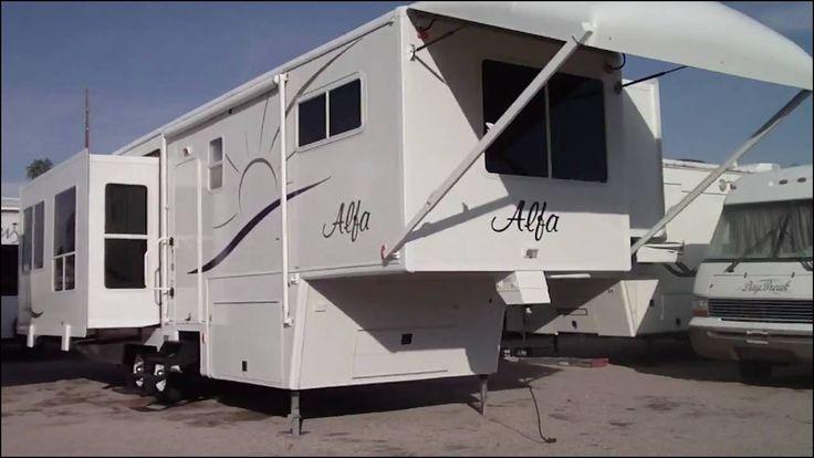 Alfa 5th Wheel Trailers