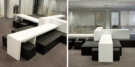 Meta-Fora office furniture by Rohde & Grahl