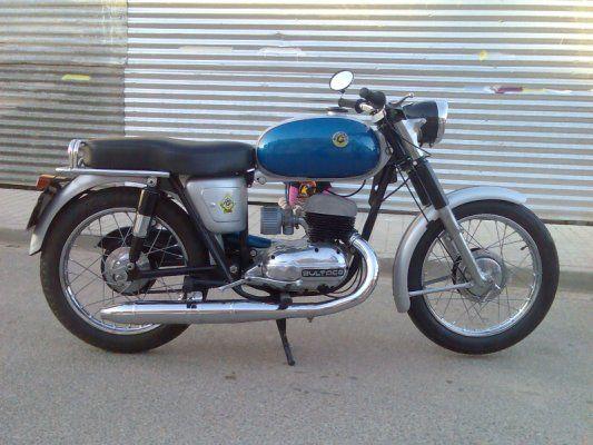 1960-1966 Bultaco Mercurio 125