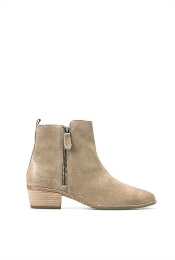 Tayla Suede Ankle Boot
