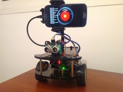 Arduinoid Mk I | Let's Make Robots!