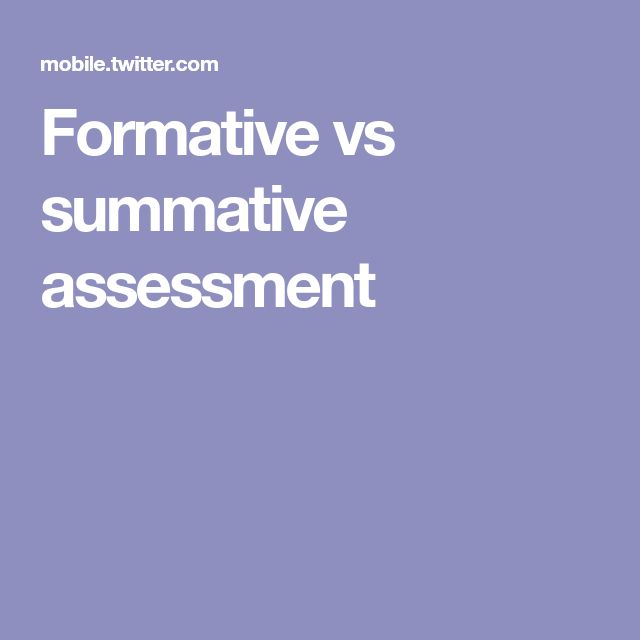 The  Best Summative Assessment Ideas On   Formative
