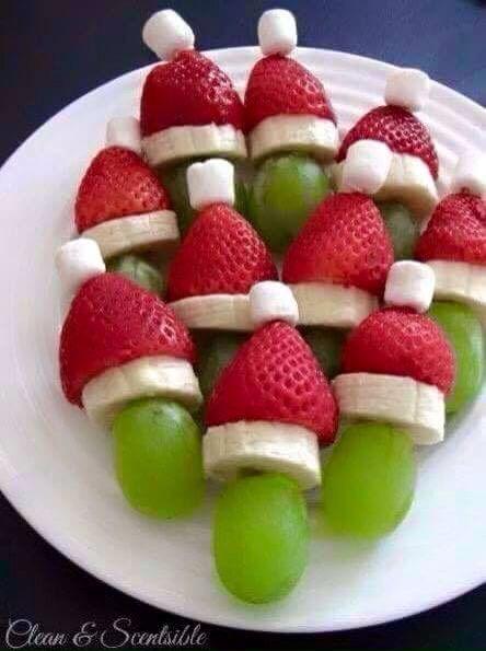 Kersthapjes voor de kids