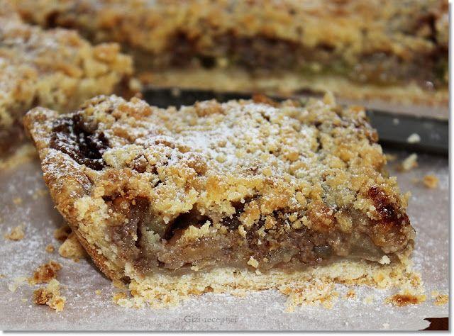 Rebarbarás almás pite | Fotó: gizi-receptjei.blogspot.hu - PROAKTIVdirekt Életmód magazin és hírek - proaktivdirekt.com