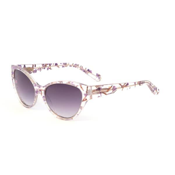 Forget Me Not Cateye Sunglasses   Heidi London   Wolf & Badger