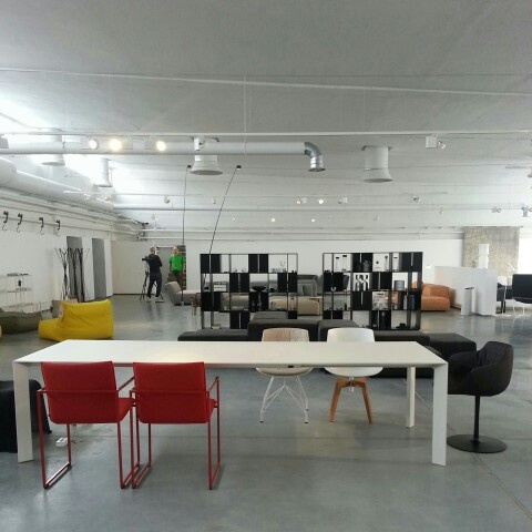 We love this space! @ Showroom Store