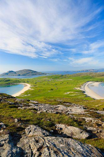 Vatersey Island, Outer Hebrides, Scotland