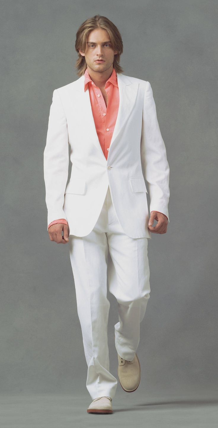 79 best White suit stylest images on Pinterest | Menswear, Guy ...