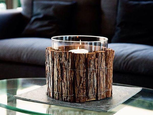 16 besten baumrinde bilder auf pinterest baumrinde weihnachtsdekoration und weihnachtszeit. Black Bedroom Furniture Sets. Home Design Ideas