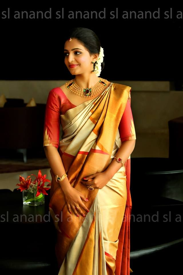 Silk Kancheepuram Saree