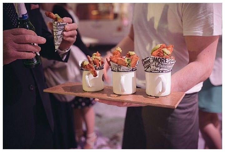 Meals on Wheels � The Alternative Wedding Breakfast