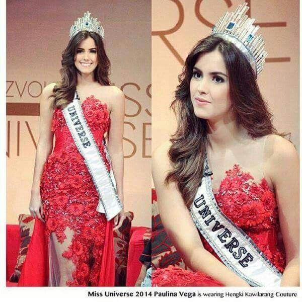 Paulina Vega visita oficial a indonesia