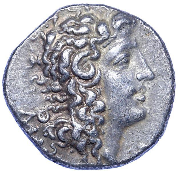 Macedon under the Romans Tetradrachm Quaestor Aesillas (95-70 BC)   Coins.ee…
