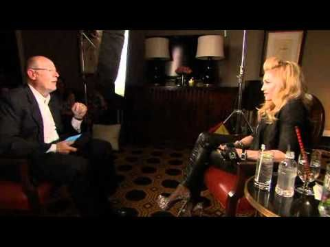 #Madonna Interviewed by Harry Smith for Rock Center with Brian Williams 4...