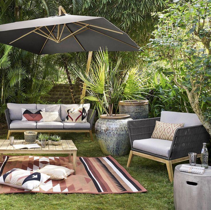 Salon De Jardin Style Boh Me Ethnique Chic Boho D Boheme