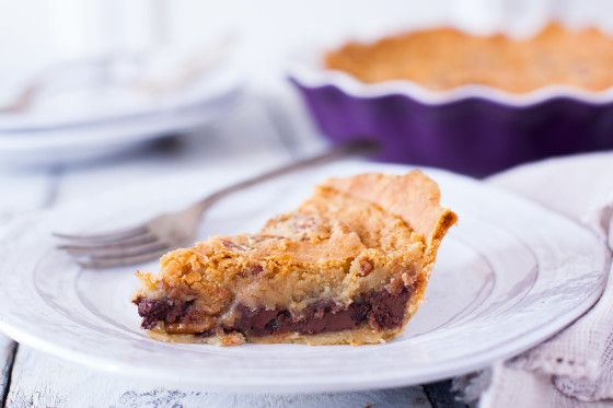 While there are a couple of other recipes for Kentucky Derby Day pies on this site, there wasnt one exactly like the one I grew up eating. And when something is as perfect as this pie, you want the exact recipe. Trust me.