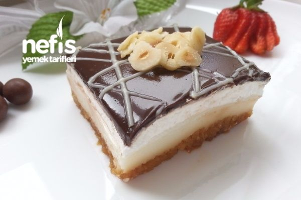 Çikolatalı Etimek Tatlısı (Bomba Lezzet)