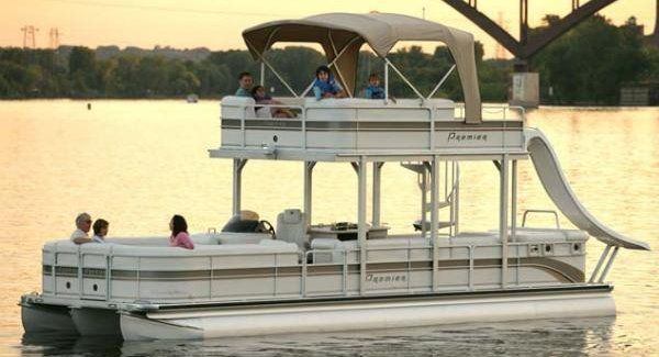 2 hour sunset tour $400. Austin's favorite party barge and boat tour charter company. See website for schedule and rates!