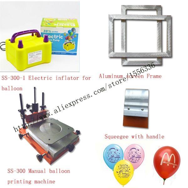 428.00$  Watch here - http://alie5c.worldwells.pw/go.php?t=32719118464 - manual balloon printing machine price/ Latex Balloon Printing Machine for sale 428.00$