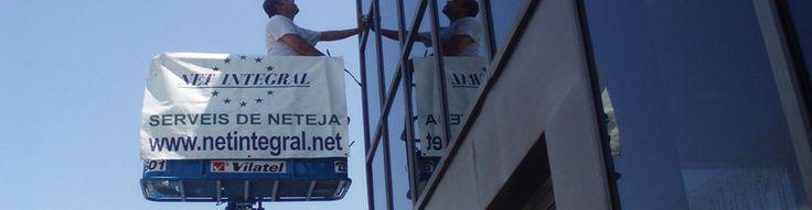 Empresas de Limpieza en Badalona | Net Integral