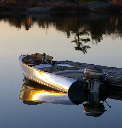 17 Best images about Vintage Boats on Pinterest | Feather crafts, Boat restoration and Aluminum ...