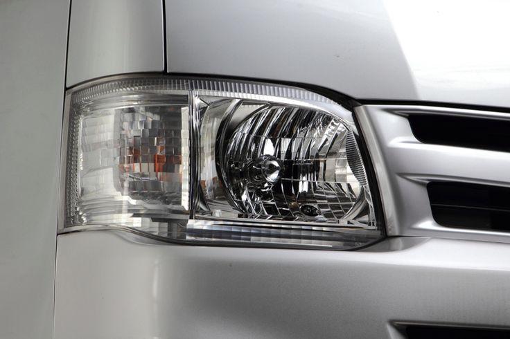 Toyota Auto2000 Hiace Front Lamp Exterior Type STD