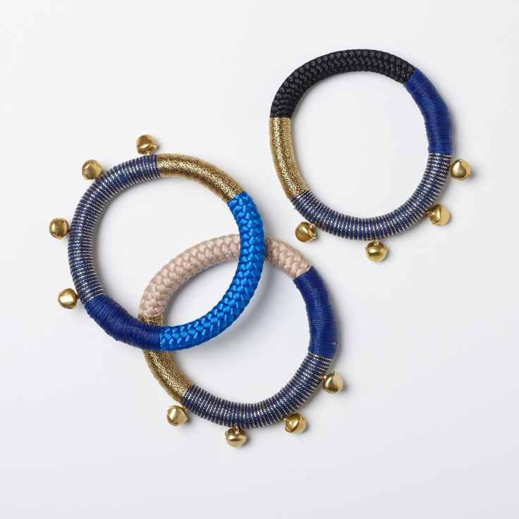 Bell braclet by Pichulik