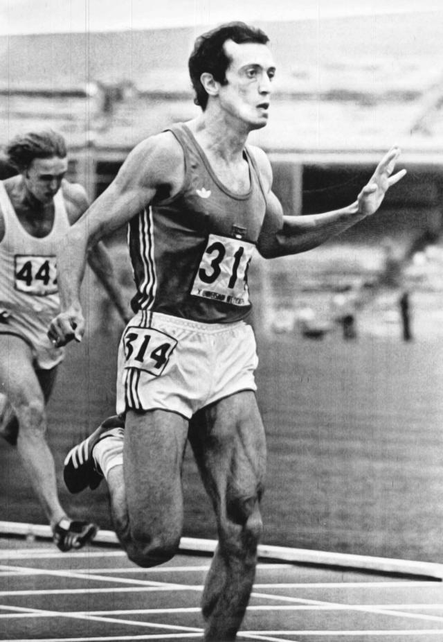 1979 - Pietro Mennea, record del mondo sui 200 metri (Ansa)