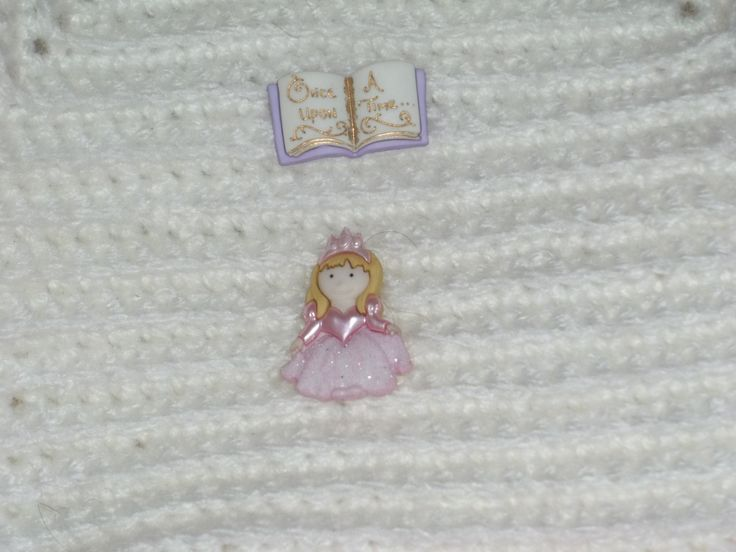 """front of dress. Story book """"Once upon a time"""" and little princess."""