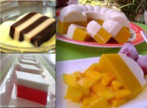 5 Resep Cara Membuat Agar Agar Enak Lengkap | Catatan Membuat Kue