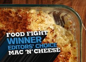 Three Cheese Mac and Cheese with Panko Bread Crumb Topping Recipe I'll give it a go!