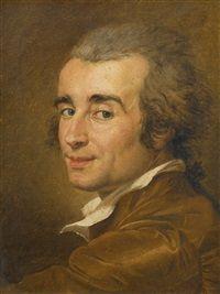 PORTRAIT OF A MAN by Joseph Ducreux