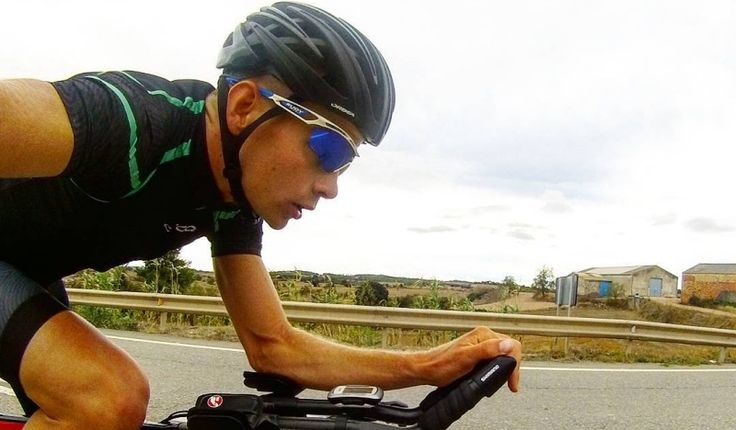 Los volúmenes de Albert Moreno en el año de su debut en distancia Ironman