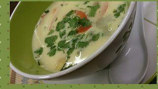 Hot & Spicy Tom Yum Soup www.ycccookinsogood.blogspot.com by:Awaken your Inner Gourmet Goddess...