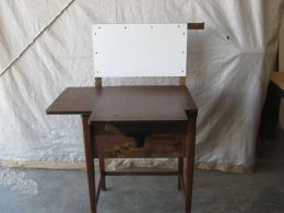 Wood Carving Station