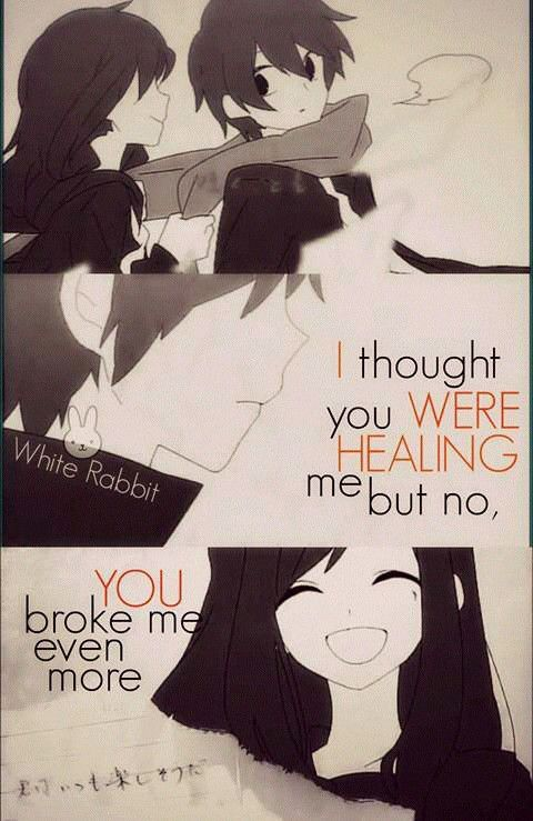 Emo Quotes About Suicide: Best 25+ Sad Anime Couples Ideas On Pinterest