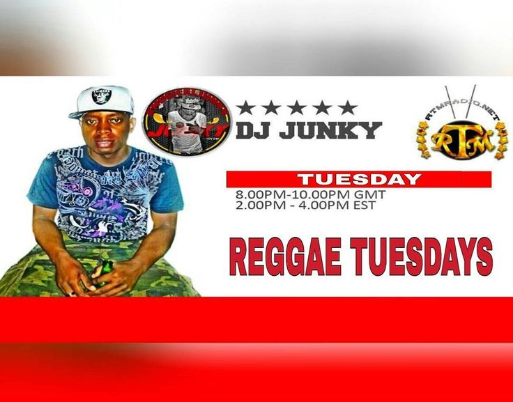 Dont miss my reggae show on rtmradio.net later reggaetuesday with djjunky. starting time 2pm to 5pm . Strictly reggae music @rufftouch_movement @rtmradio_net #countrymusic #reggae #Reggae #dancehall #soundcloud #jamaica #pop #love #fun #dj #mixtape #instagood #loved #cute #happy #canada #indie #hiphop #dancemusic #housemusic #edm #mix #music #crazy #amazing #rap #djjunky #nyc #vegas #Brooklyn #countrymusic #reggae #Reggae #dancehall #soundcloud #jamaica #pop #love #fun #dj #mixtape…