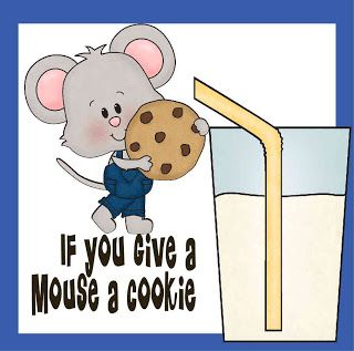 If You Gave A Mouse A Cookie Craft Activities