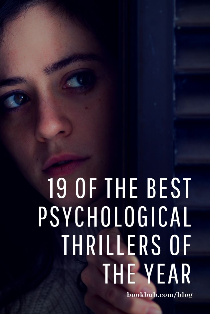 Best Thrillers Of 2019 19 Psychological Thrillers We Couldn't Put Down This Year in 2019