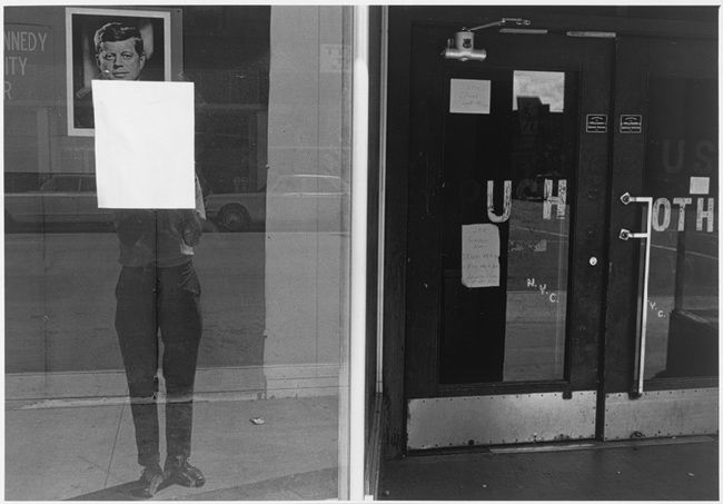 Colorado, 1967 Lee Friedlander (American, born 1934) Gelatin silver print 6 3/4 x 9 3/4 in. (17.2 x 24.8 cm)