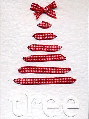 Απίθανες ιδέες για χειροποίητες χριστουγεννιάτικες κάρτες!